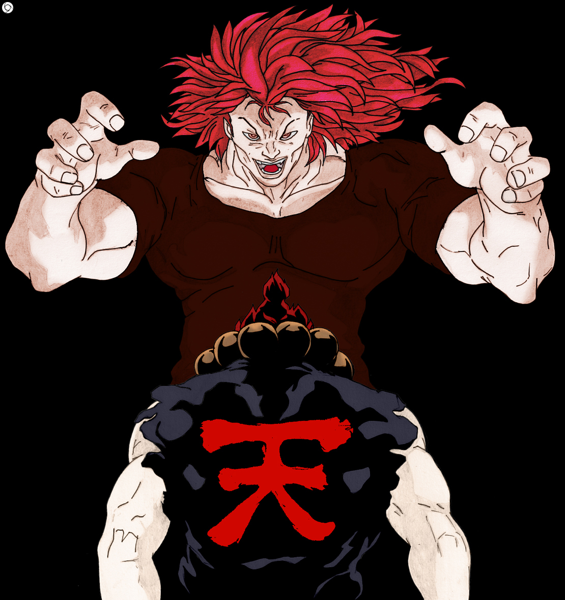 Go to the Prologue of Akuma VS Yujiro Hanma