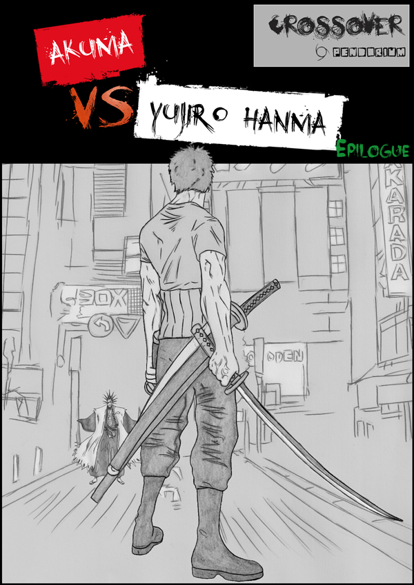 Go to the epilogue of Akuma VS Yujiro Hanma